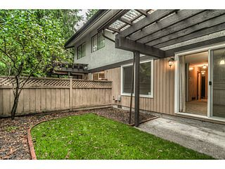 """Photo 23: 51 3046 COAST MERIDIAN Road in Port Coquitlam: Birchland Manor Townhouse for sale in """"WOODSIDE ESTATES"""" : MLS®# V1092086"""