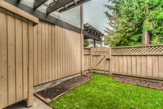 """Photo 24: 51 3046 COAST MERIDIAN Road in Port Coquitlam: Birchland Manor Townhouse for sale in """"WOODSIDE ESTATES"""" : MLS®# V1092086"""