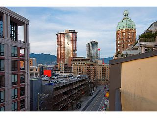 "Photo 11: 7-12 550 BEATTY Street in Vancouver: Downtown VW Condo for sale in ""550 Beatty"" (Vancouver West)  : MLS®# V1105963"