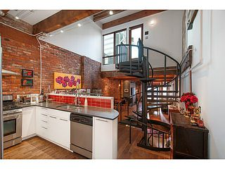 "Photo 6: 7-12 550 BEATTY Street in Vancouver: Downtown VW Condo for sale in ""550 Beatty"" (Vancouver West)  : MLS®# V1105963"