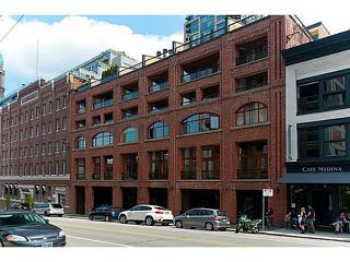 "Photo 20: 7-12 550 BEATTY Street in Vancouver: Downtown VW Condo for sale in ""550 Beatty"" (Vancouver West)  : MLS®# V1105963"