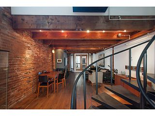 "Photo 2: 7-12 550 BEATTY Street in Vancouver: Downtown VW Condo for sale in ""550 Beatty"" (Vancouver West)  : MLS®# V1105963"