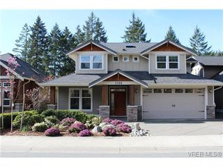 Photo 1: 2188 Harrow Gate in VICTORIA: La Bear Mountain Single Family Detached for sale (Langford)  : MLS®# 348657