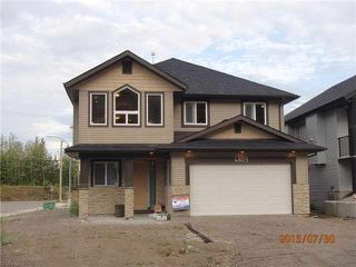"Photo 1: 4605 AVTAR Place in Prince George: North Meadows House for sale in ""NORTH NECHAKO"" (PG City North (Zone 73))  : MLS®# N243731"