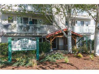 Main Photo: 100 3180 Albina Street in VICTORIA: SW Tillicum Condo Apartment for sale (Saanich West)  : MLS®# 350302