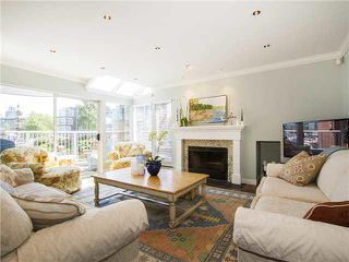 "Photo 3: 1587 MARINER Walk in Vancouver: False Creek Townhouse for sale in ""LAGOONS"" (Vancouver West)"
