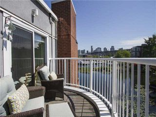"Photo 15: 1587 MARINER Walk in Vancouver: False Creek Townhouse for sale in ""LAGOONS"" (Vancouver West)"