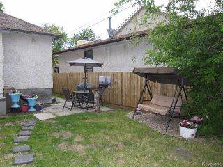 Photo 9: 119 Ralph Avenue West in WINNIPEG: Transcona Residential for sale (North East Winnipeg)  : MLS®# 1516568