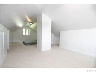 Photo 12: 132 Pilgrim Avenue in WINNIPEG: St Vital Residential for sale (South East Winnipeg)  : MLS®# 1521938
