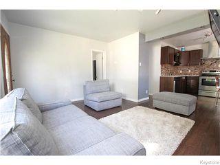 Photo 3: 132 Pilgrim Avenue in WINNIPEG: St Vital Residential for sale (South East Winnipeg)  : MLS®# 1521938