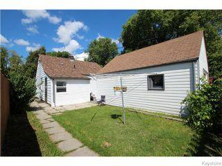 Photo 13: 132 Pilgrim Avenue in WINNIPEG: St Vital Residential for sale (South East Winnipeg)  : MLS®# 1521938