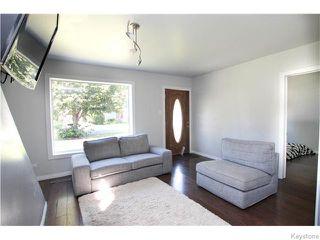 Photo 2: 132 Pilgrim Avenue in WINNIPEG: St Vital Residential for sale (South East Winnipeg)  : MLS®# 1521938