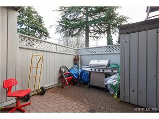 Photo 14: 14 2771 Spencer Road in VICTORIA: La Langford Proper Townhouse for sale (Langford)  : MLS®# 359111