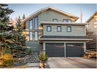 Photo 1: 5947 COACH HILL Road SW in Calgary: Coach Hill House for sale : MLS®# C4056970