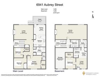 Photo 20: 6941 AUBREY Street in Burnaby: Sperling-Duthie House 1/2 Duplex for sale (Burnaby North)  : MLS®# R2062363