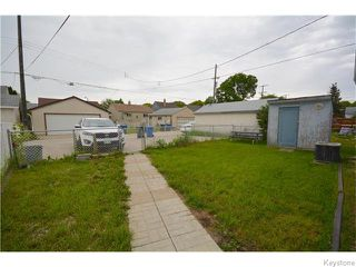 Photo 11: Chalmers Avenue East in Winnipeg: Residential for sale : MLS®# 1615696