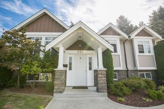 Photo 2: 691 FIRDALE Street in Coquitlam: Central Coquitlam House for sale : MLS®# R2101344