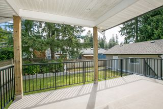 Photo 22: 691 FIRDALE Street in Coquitlam: Central Coquitlam House for sale : MLS®# R2101344