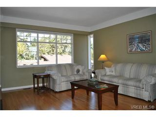 Photo 5: 3942 N Shorncliffe Rd in VICTORIA: SE Cedar Hill Single Family Detached for sale (Saanich East)  : MLS®# 740391
