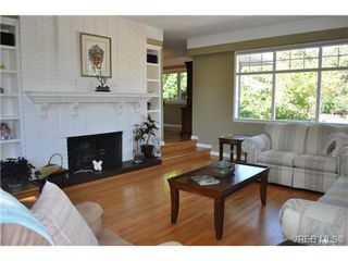 Photo 3: 3942 N Shorncliffe Rd in VICTORIA: SE Cedar Hill Single Family Detached for sale (Saanich East)  : MLS®# 740391