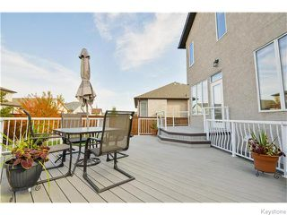 Photo 16: 35 Edenwood Place in Winnipeg: Royalwood Residential for sale (2J)  : MLS®# 1626316