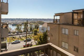 """Photo 5: 405 209 CARNARVON Street in New Westminster: Downtown NW Condo for sale in """"ARGYLE HOUSE"""" : MLS®# R2116401"""
