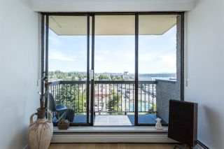 "Photo 5: 1107 145 ST. GEORGES Avenue in North Vancouver: Lower Lonsdale Condo for sale in ""TALISMAN TOWER"" : MLS®# R2119537"