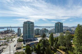 "Photo 9: 1107 145 ST. GEORGES Avenue in North Vancouver: Lower Lonsdale Condo for sale in ""TALISMAN TOWER"" : MLS®# R2119537"