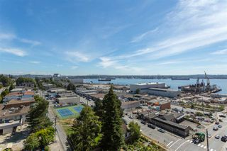 "Photo 7: 1107 145 ST. GEORGES Avenue in North Vancouver: Lower Lonsdale Condo for sale in ""TALISMAN TOWER"" : MLS®# R2119537"