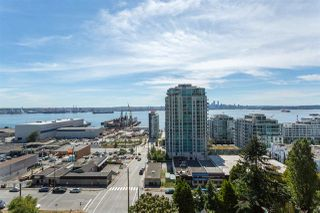 "Photo 8: 1107 145 ST. GEORGES Avenue in North Vancouver: Lower Lonsdale Condo for sale in ""TALISMAN TOWER"" : MLS®# R2119537"