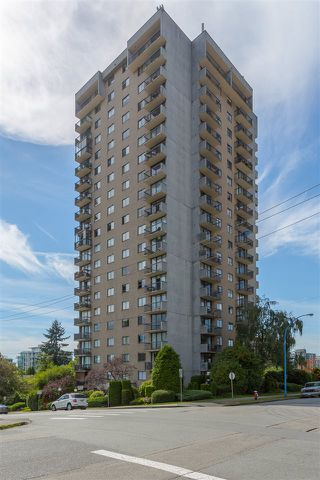 "Photo 1: 1107 145 ST. GEORGES Avenue in North Vancouver: Lower Lonsdale Condo for sale in ""TALISMAN TOWER"" : MLS®# R2119537"