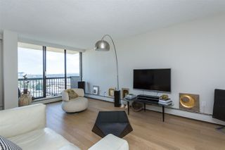 "Photo 3: 1107 145 ST. GEORGES Avenue in North Vancouver: Lower Lonsdale Condo for sale in ""TALISMAN TOWER"" : MLS®# R2119537"