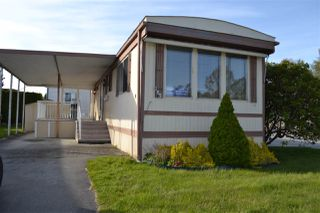 """Photo 1: 165 1840 160 Street in Surrey: King George Corridor Manufactured Home for sale in """"Breakaway Bays"""" (South Surrey White Rock)  : MLS®# R2158466"""