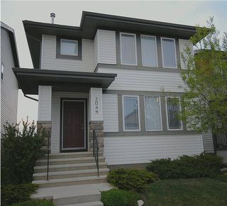 Photo 1: 2048 REUNION Boulevard NW: Airdrie House for sale : MLS®# C4116616