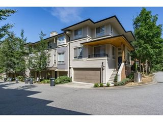Photo 1: 64 100 KLAHANIE Drive in Port Moody: Port Moody Centre Townhouse for sale : MLS®# R2197843