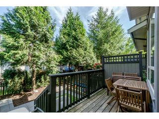 Photo 17: 64 100 KLAHANIE Drive in Port Moody: Port Moody Centre Townhouse for sale : MLS®# R2197843
