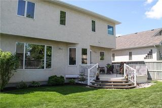 Photo 19: 39 Duncan Norrie Drive in Winnipeg: Linden Woods Residential for sale (1M)  : MLS®# 1721946