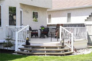 Photo 20: 39 Duncan Norrie Drive in Winnipeg: Linden Woods Residential for sale (1M)  : MLS®# 1721946