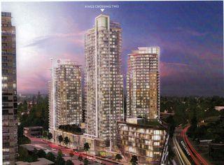 "Photo 1: 805 7388 KINGSWAY in Burnaby: Edmonds BE Condo for sale in ""KINGSCROSSING I"" (Burnaby East)  : MLS®# R2201177"