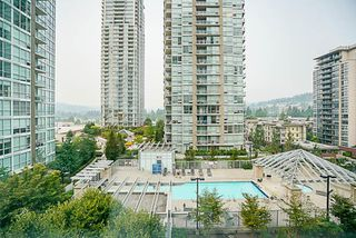 "Photo 17: 906 2978 GLEN Drive in Coquitlam: North Coquitlam Condo for sale in ""GRAND CENTRAL ONE"" : MLS®# R2204292"