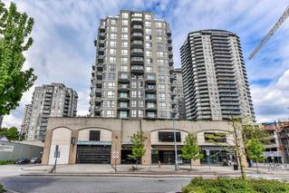 Photo 1: 1105 55 TENTH STREET in New Westminster: Downtown NW Condo for sale : MLS®# R2205143