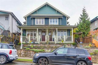 "Photo 1: 1828 E GEORGIA Street in Vancouver: Hastings Townhouse for sale in ""GEORGIA COURT"" (Vancouver East)  : MLS®# R2223833"