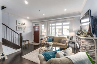 "Photo 6: 1828 E GEORGIA Street in Vancouver: Hastings Townhouse for sale in ""GEORGIA COURT"" (Vancouver East)  : MLS®# R2223833"