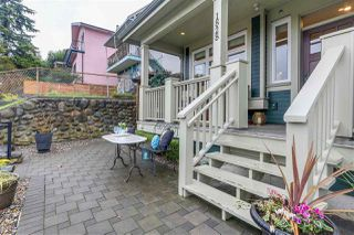 "Photo 3: 1828 E GEORGIA Street in Vancouver: Hastings Townhouse for sale in ""GEORGIA COURT"" (Vancouver East)  : MLS®# R2223833"