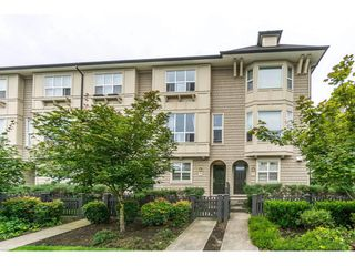 "Photo 1: 29 7938 209 Street in Langley: Willoughby Heights Townhouse for sale in ""Red Maple Park"" : MLS®# R2229002"