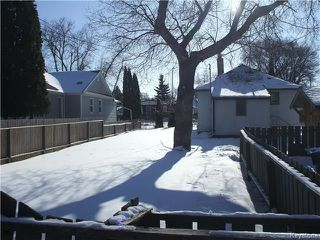 Photo 6: 47 Hull Avenue in Winnipeg: St Vital Residential for sale (2D)  : MLS®# 1802839