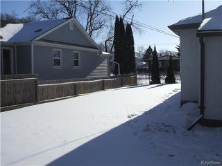 Photo 8: 47 Hull Avenue in Winnipeg: St Vital Residential for sale (2D)  : MLS®# 1802839