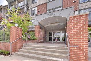 Photo 2: 304 2330 WILSON AVENUE in Port Coquitlam: Central Pt Coquitlam Condo for sale : MLS®# R2083027