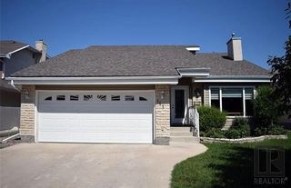 Photo 1: 111 Bluewater Crescent in Winnipeg: Southdale Residential for sale (2H)  : MLS®# 1820967