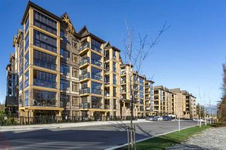 "Main Photo: 105 8157 207 Street in Langley: Willoughby Heights Condo for sale in ""YORKSON CREEK PARKSIDE 2"" : MLS®# R2296991"